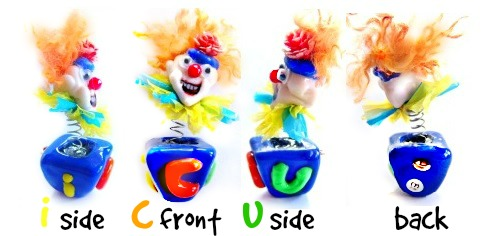 Clown ALL 4 SIDES 160