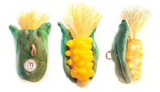 Corn Cob Set 160