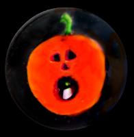 Dimi Pumpkin Black Front