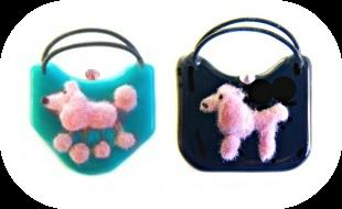 Poodle Purse Colors Revised