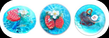 Strawberries 2 SET 160